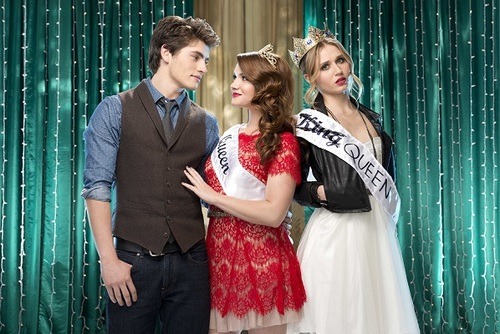 Liam, Karma and Amy