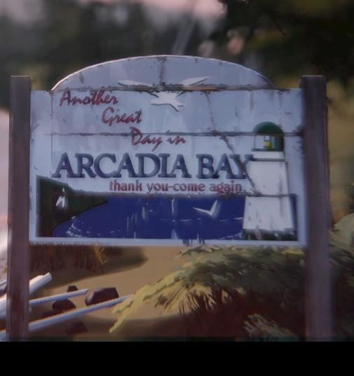 Adieu Arcadia Bay, j'ai passé un bon moment. <3